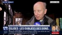 Ce prêtre souhaiterait récupérer 1% des dons à Notre-Dame pour rebâtir ou rénover d'autres églises