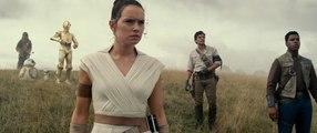Star Wars L'Ascension de Skywalker - Première bande-annonce (VF)