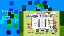 Fun Word Ladders Grades 2-3: Daily Vocabulary Ladders Grade 2-3, Spelling Workout Puzzle Book for