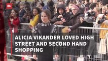 Alicia Vikander Talks About Her Fashion Identity