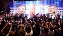 TV comedian becomes Ukrainian President