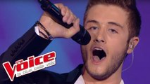 U2 – With or Without You | Florian Carli | The Voice France 2013 | Prime 2