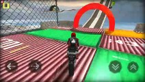 Sports Bike Stunts - Impossbile Motor Race Games - Android gameplay FHD