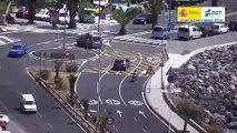 VÍDEO: Este es el ejemplo práctico de lo que ve un dron de la DGT