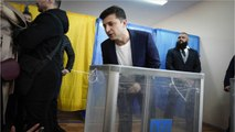 Ukraine's TV President Faces Tough Road