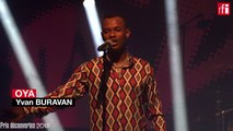 "Yvan Buravan, Prix Découvertes RFI - ""Oya"" en Live"