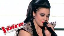The White Stripe – Seven Nation Army   Cécilia Pascal   The Voice France 2013   Prime 4