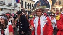 Carnaval de Cassel : le tambour-major Bernard Minne fait ses adieux après 50 ans de réveil