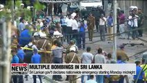Explosion occurred near church in Colombo after fatal Easter attack