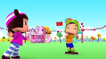 Leliko 23 Nisan Kutlu Olsun - Çocuk Şarkıları _ Düşyeri (1080p)