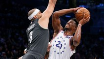 Kanell and Bell: Sixers, Nets drama continues