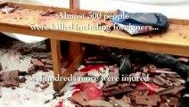 Sri Lanka Easter attack toll hits 290