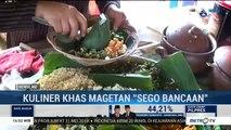 Mencicipi Sego Bancaan Kuliner Khas Magetan