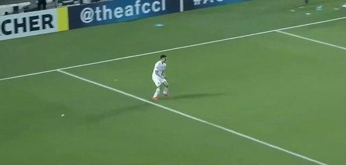 LDC Asie : Bounedjah offre la victoire face à Pakhtakor (2-1)