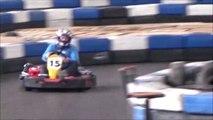 circuit jura sud   karting  -39  -Moirans - en - Montagne    drift   -vidéo  lulu du jura