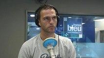 Julien Sablé, l'invité du Debrief sur France Bleu Saint-Étienne Loire