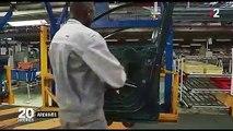PSA Sochaux : les employés à l'usine même les jours fériés