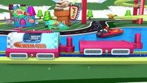 Train - Trains pour les Enfants - les Enfants de Vidéos pour les Enfants - dessin animé dessin animé - Thomas Le Train - Usine de Jouets