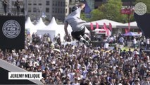 Top 5 Tricks | Roller Freestyle Park World Cup - FISE Hiroshima 2019