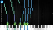[Piano Solo]Holy, Holy, Holy! Lord God Almighty-Synthesia Piano Tutorial