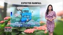 Still warmer than average temperatures, nationwide rain in store _ 042319