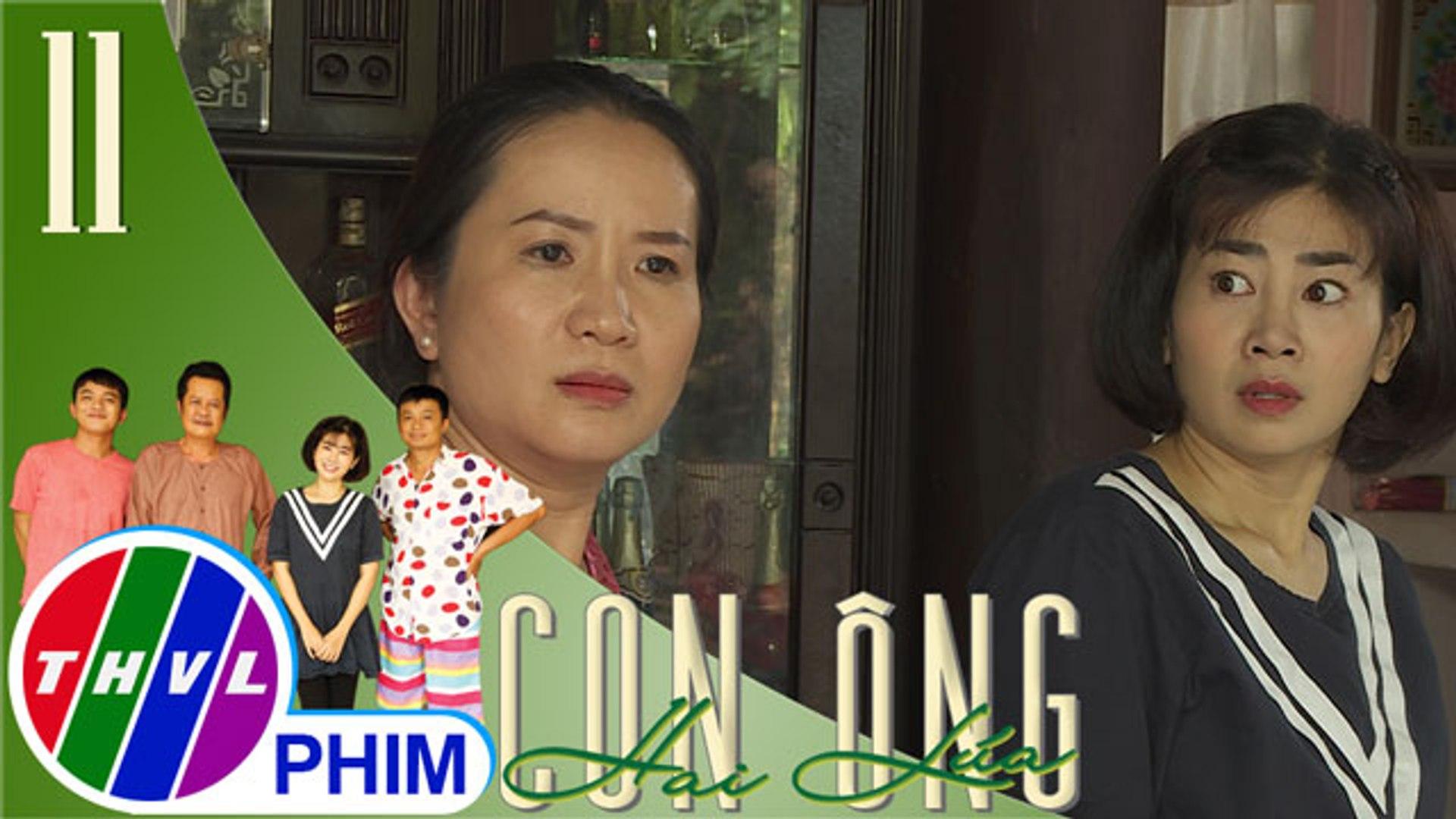 THVL | Con ông Hai Lúa - Tập 11[4]: Kế hoạch giấu chuyện Tám Tàng đi xăm bị đổ bể