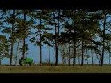 Pub Kawazaki tracteur flashé à 263 km/h