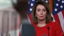 Pelosi doesn't take impeachment off the table, but urges Democrats to be cautious