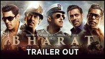 Bharat TRAILER Out   Salman Khan   Katrina Kaif   Jackie Shroff   Disha Patani   Details REVEALED