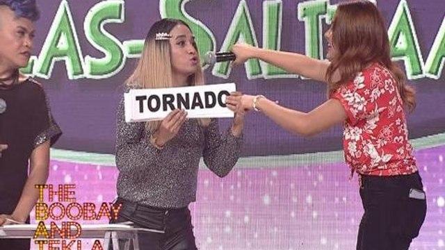 TBATS: Shaira Diaz vs Kate Valdez | Talas-Salitaan