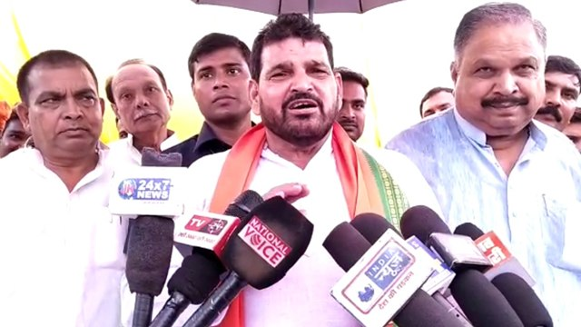 BJP सांसद बृजभूषण शरण सिंह ने कांग्रेस नेता नवजोत सिंह सिद्धू के लिए कहे अपशब्द