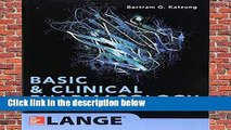 Basic and Clinical Pharmacology 14th Edition Complete