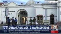 Attentats au Sri Lanka: 40 arrestations et toujours aucune revendication