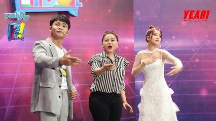 """2Idol Show - Bất ngờ với giọng hát ngọt ngào của Lê Giang trong ca khúc """"Phận Tơ Tằm"""""""