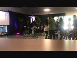 """Singing, """"All For Love"""" During Our Palm Sunday Worship at The Cornerstone Church (4-14-2019)"""