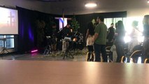 """Us Singing, """"All For Love"""" During Our Palm Sunday Worship at The Cornerstone Church (4-14-19)"""