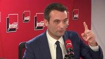 """Florian Philippot, tête de liste """"Les Patriotes"""" aux prochaines élections européennes prône la sortie de l'Europe et le retour au franc : """"C'est l'Euro qui nous plonge dans une politique d'austérité"""""""