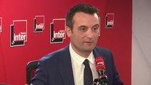 """Florian Philippot, tête de liste """"Les Patriotes"""" aux élections européennes : """"Tous ceux qui vous promettent de tout changer [en restant dans l'Europe] mentent depuis 40 ans aux Français"""""""