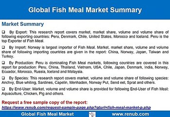 Fish Meal Market Future Growth