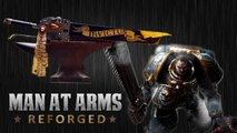 Warhammer 40K Chainsword - MAN AT ARMS- REFORGED