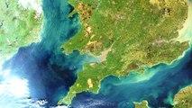 El Color de los Océanos está cambiando! El MIT advierte que es debido al cambio climático