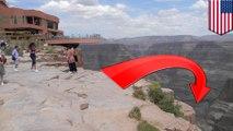 グランドキャニオンで中国人観光客が自撮り中に転落死 - トモニュース