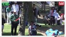 【golf】KTT杯 バンテリン レディスオープン2019 最終日 9番ホールvol2(全2動画)【golf】ktt cup vanterin ladies open 2019 finalround no9hole vol2