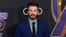 "Chris Evans ""Avengers: Endgame"" World Premiere Purple Carpet"