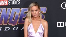 "Brie Larson ""Avengers: Endgame"" World Premiere Purple Carpet"