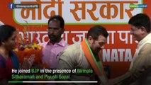Lok Sabha Polls 2019: Bollywood star Sunny Deol joins BJP