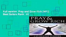 Full version  Pray and Grow Rich [MP3]  Best Sellers Rank : #2