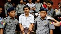 Video Myanmar: amnistia generale, restano dentro solo i due premi Pulitzer