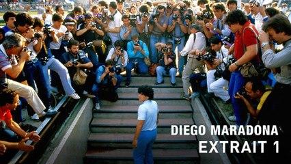 Diego Maradona -  de Asif Kapadia - Extrait 1