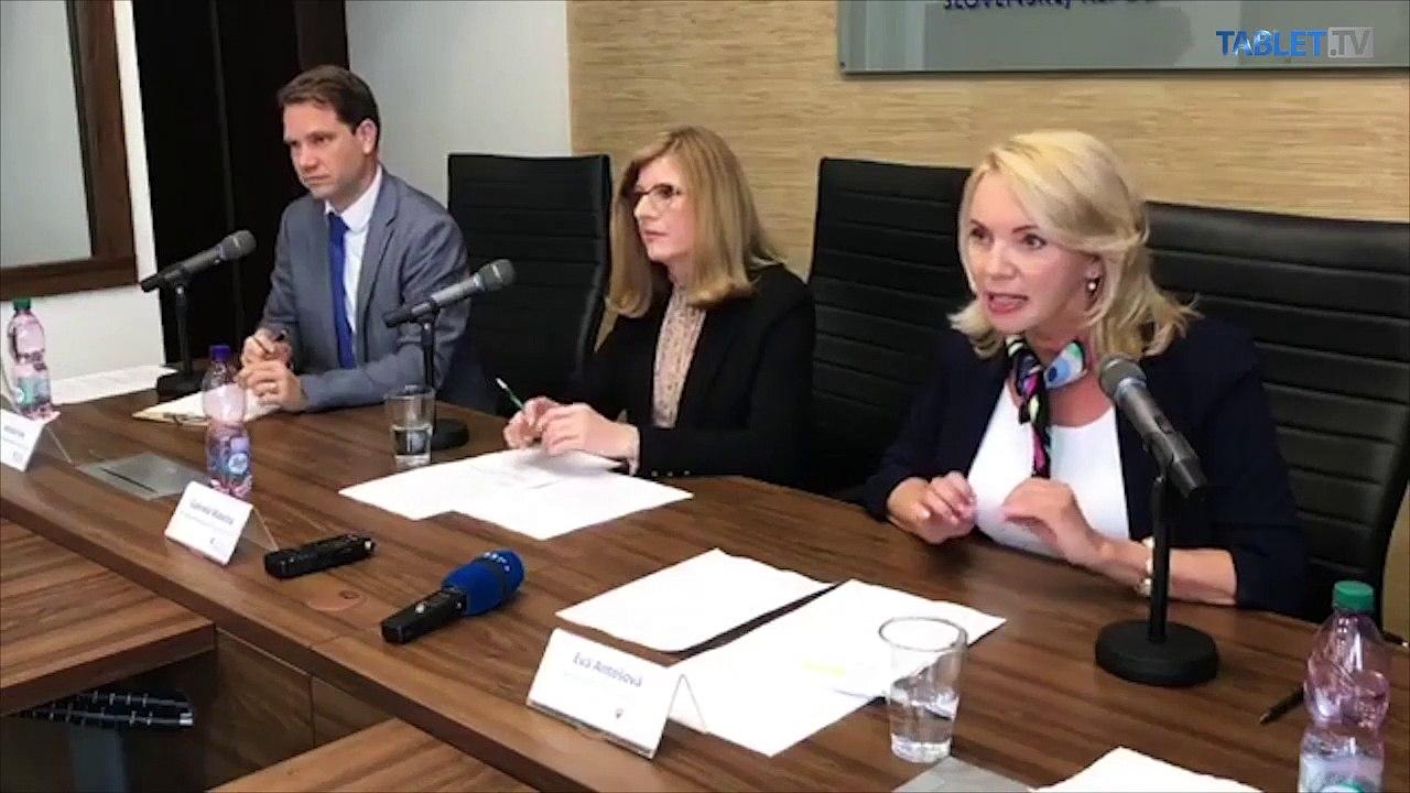 ZÁZNAM: TK podpredsedníčky vlády a ministerky pôdohospodárstva a rozvoja vidieka SR G. Matečnej